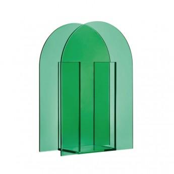 Vase ARCH vert foncé