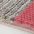 Square PLAIT Mangas carpet
