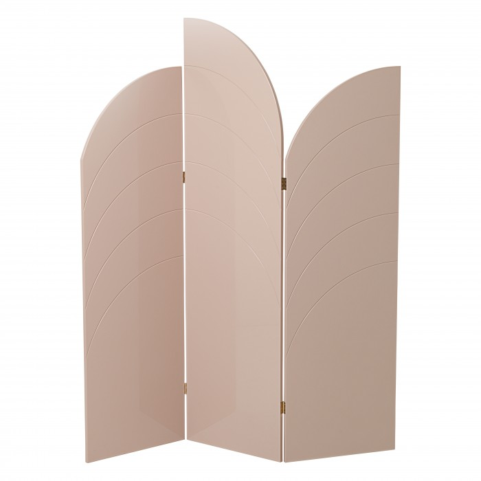 UNFOLD room divider rose