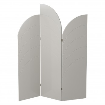 UNFOLD room divider grey
