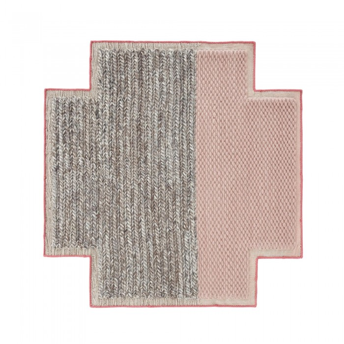 Square RHOMBUS Mangas carpet