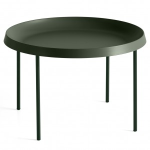 TULOU Coffee table Matt Green / Green