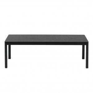 WORKSHOP coffee table black