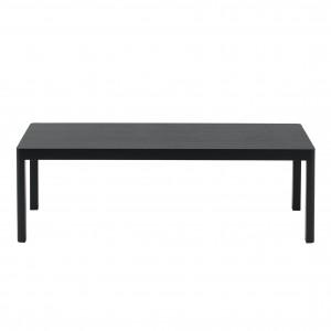 WORKSHOP coffee table black