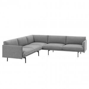 OUTLINE CORNER sofa - Hallingdal 166