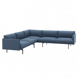 OUTLINE CORNER sofa - Vidar 733