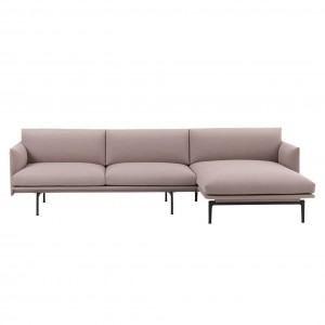 OUTLINE lounge chair sofa - Fiord 551