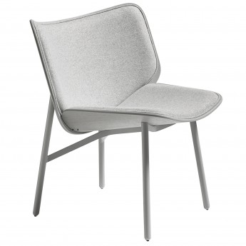 Fauteuil DAPPER Dusty Grey - Divina Melange 120