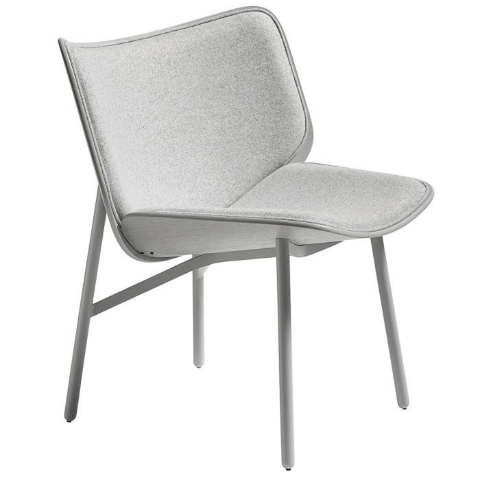 DAPPER chair Dusty Grey - Divina Melange 120