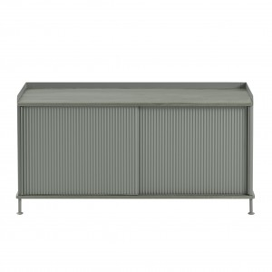 ENFOLD low Sideboard dusty green