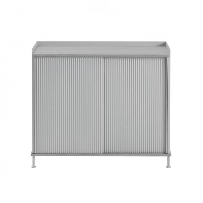 ENFOLD tall Sideboard grey