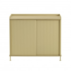 ENFOLD tall Sideboard sand