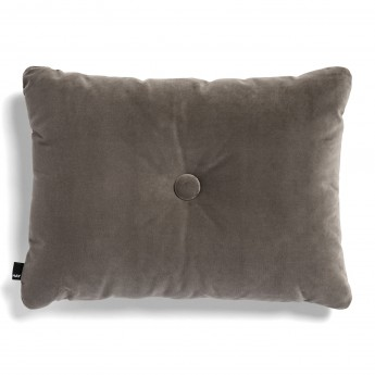 Coussin soft DOT warm grey