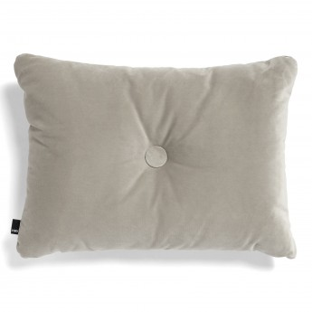 DOT cushion soft warm grey