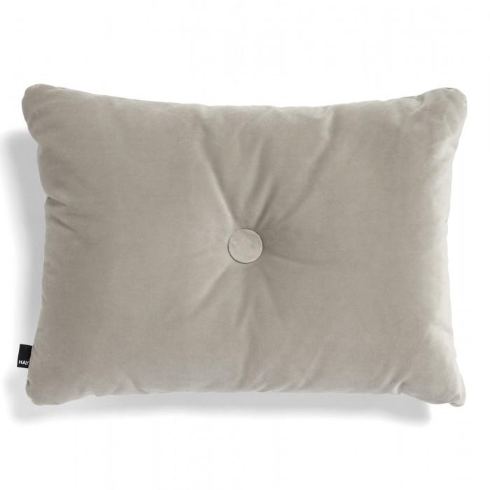 Coussin soft DOT warm grey