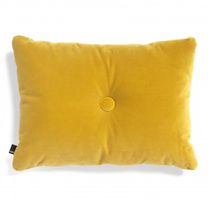 Coussin soft DOT Yellow