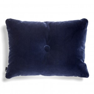 DOT cushion soft Navy
