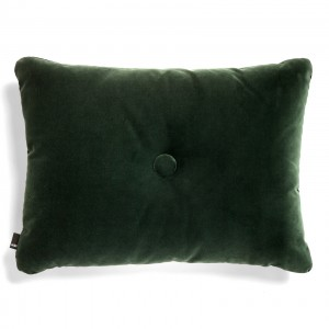Coussin soft DOT Dark Green