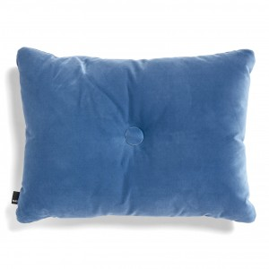 DOT cushion soft Blue