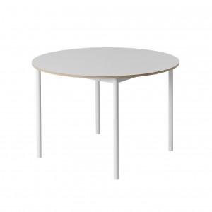 BASE round table - white