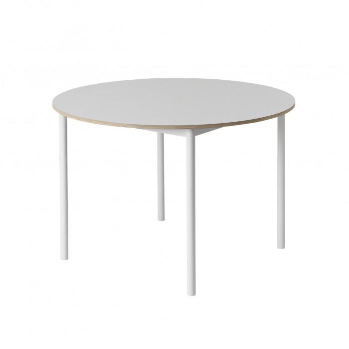 BASE Table oak/white
