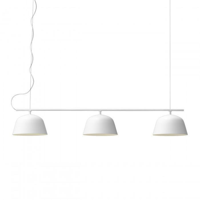 Lampe AMBIT RAIL blanc