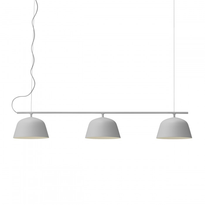 Lampe AMBIT RAIL gris
