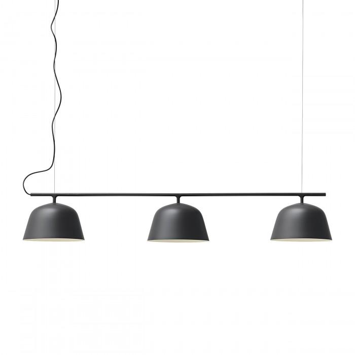 Lampe AMBIT RAIL noir