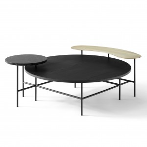 JH25 PALETTE Table black