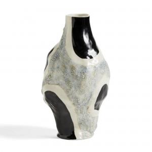 GLOSSY COW vase