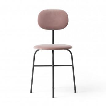 ANTEROOM dining chair plus in pink velvet