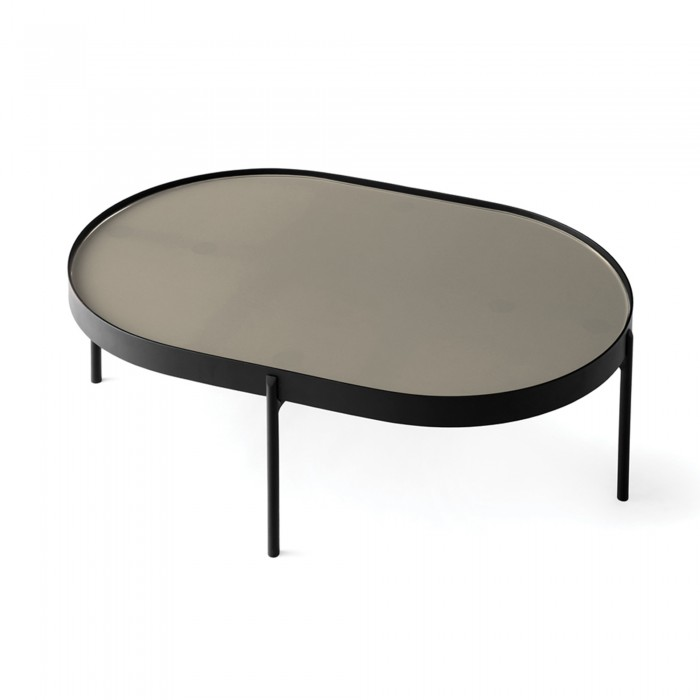 No No table beige S