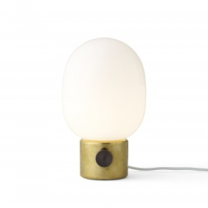 CONCRETE lamp brass