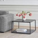 Table basse EIFFEL carré - Noir