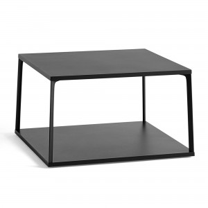 EIFFEL coffee table square - Black