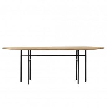 SNAREGADE ovale table