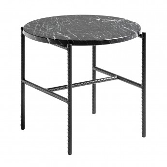 REBAR coffee table - Black