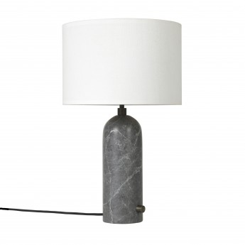 GRAVITY lamp grey marble