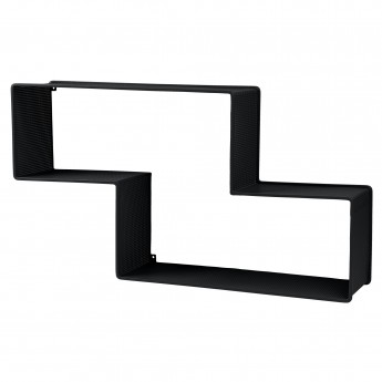 DEDAL shelf black