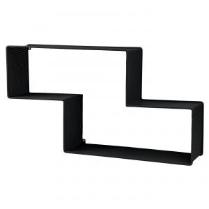 DEDAL shelf black