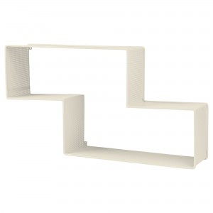 DEDAL shelf white