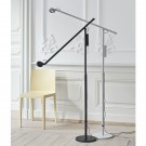 Lampadaire FIFTY FIFTY - Noir