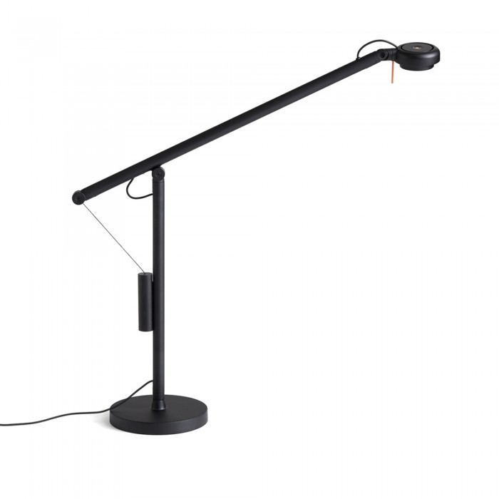 FIFTY FIFTY floor lamp - Black