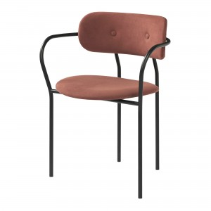 COCO chair with armrest