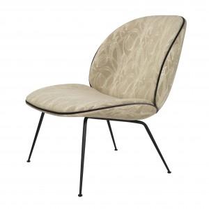 BEETLE armchair - Backhausen Jardin/black