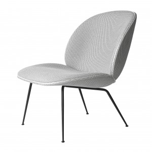 BEETLE armchair - Backhausen Korb/black