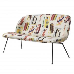 BEETLE sofa - Pierre Frey Arlequins/black