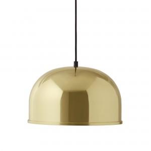 GM 15 pendant lamp brass