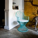 SILLA chair turquoise