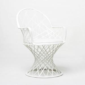 QUARANTINE chair white